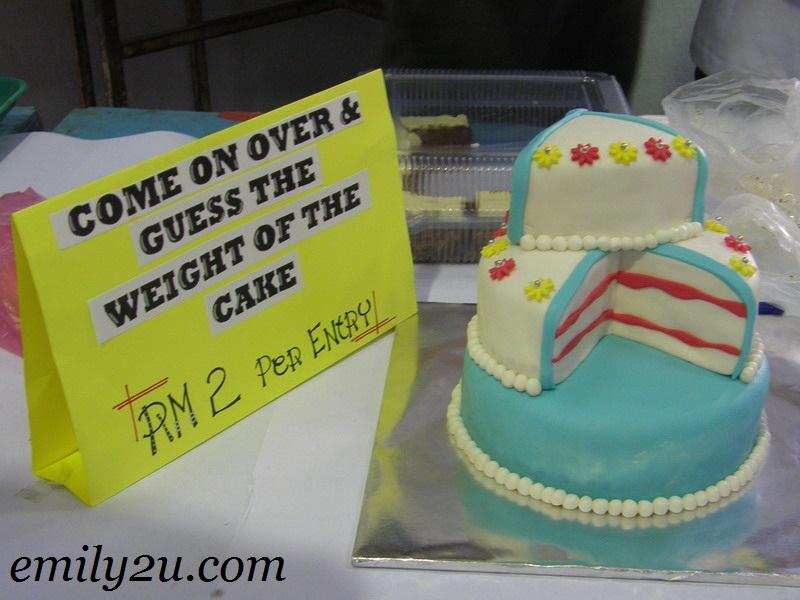 cute cake contest
