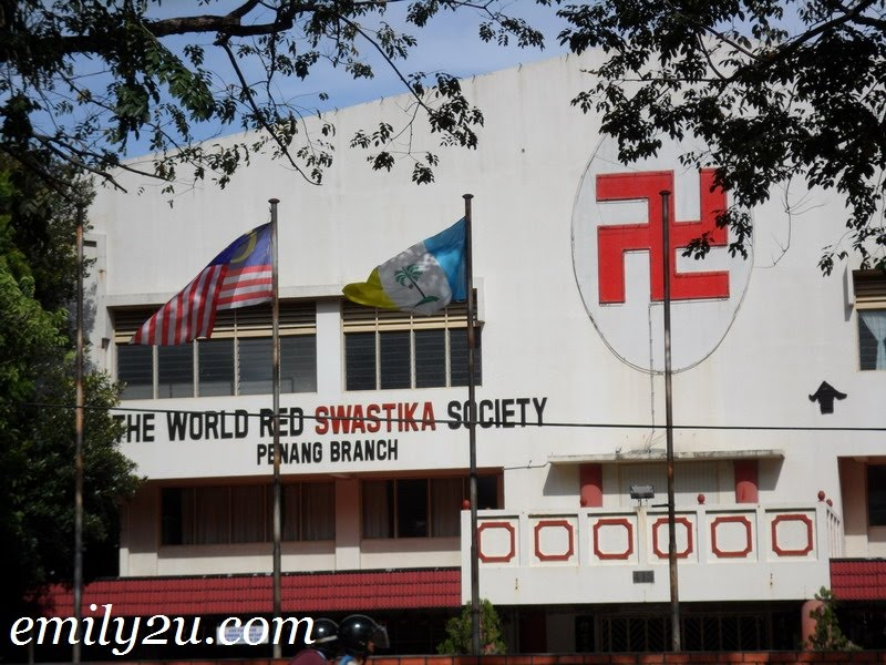 The World Red Swastika Society