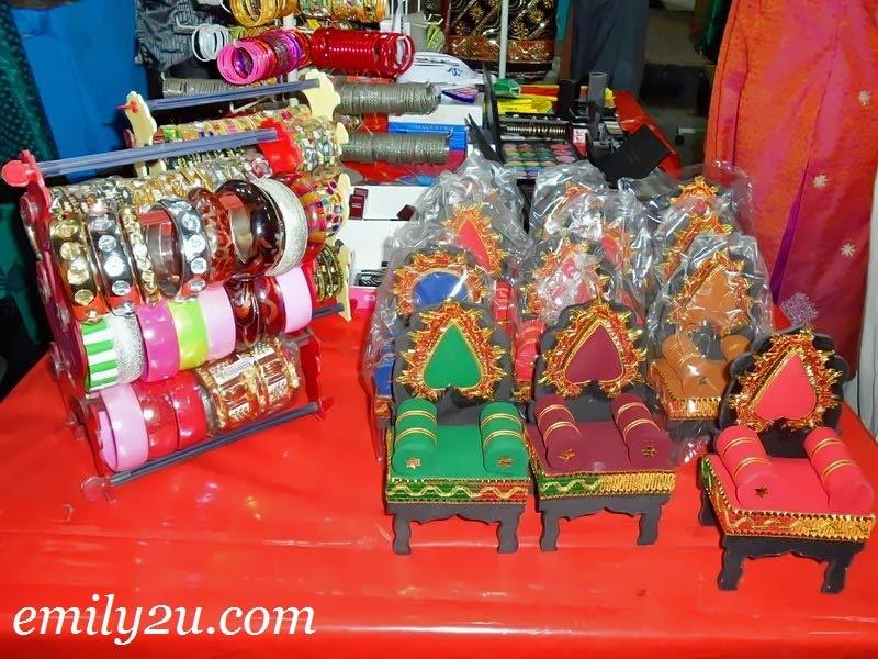 Indian trinkets