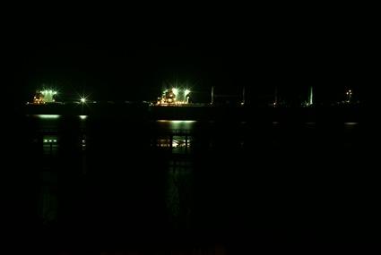 Night Anchorage