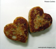 Potato Cutlets upload