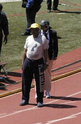 Bill Cosby at the 2010 Penn Relays