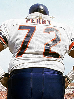 "William ""The Refrigerator"" Perry in all his glory!"