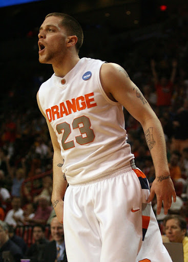 Syracuse Basketball Uniforms look damn good!