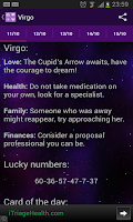 Screenshot of Daily Horoscope 2015
