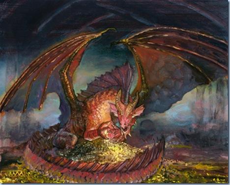 [Matthew Mitchell -- Draconomicon] Dragon and Hoard