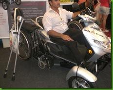 Triciclo Burgman 125