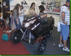 Triciclo Burgman 400