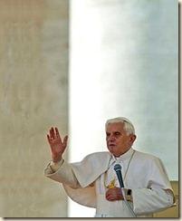 Papa bento XVI 17.03.10