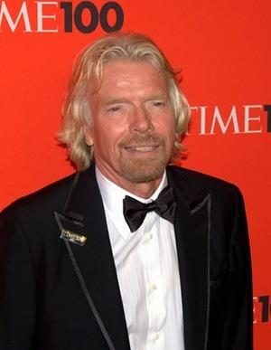5. Richard Branson