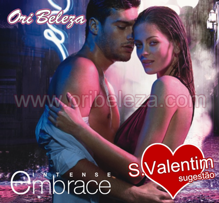Eau de Toillete Intense Embrace da Oriflame