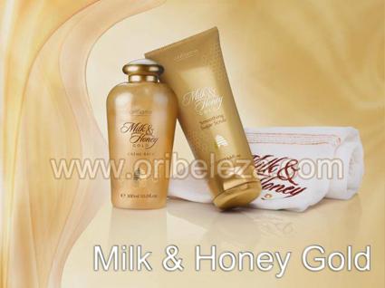 Milk & Honey Gold