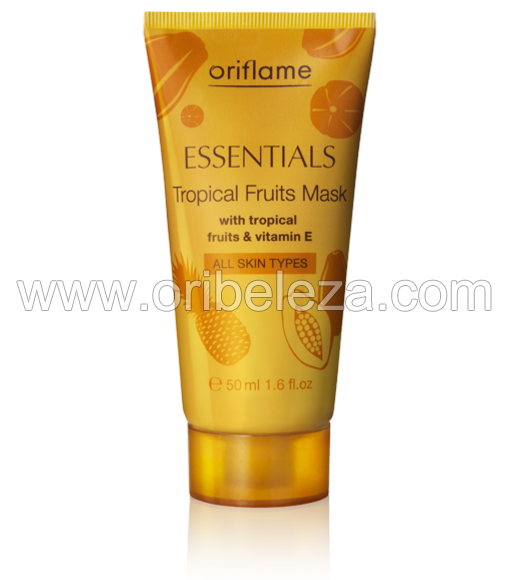 Colecção Essentials Tropical Fruits da Oriflame