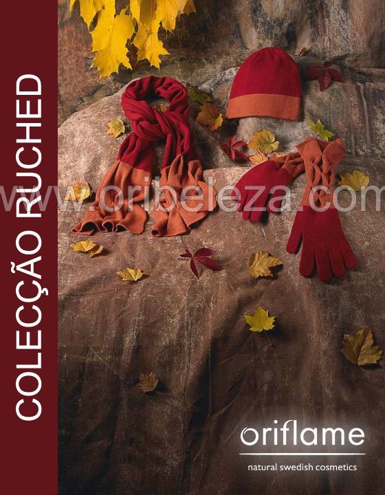 Colecção Ruched da Oriflame