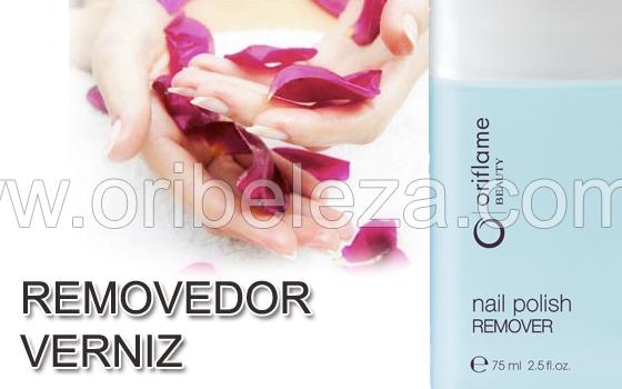 Removedor de Verniz Oriflame Beauty
