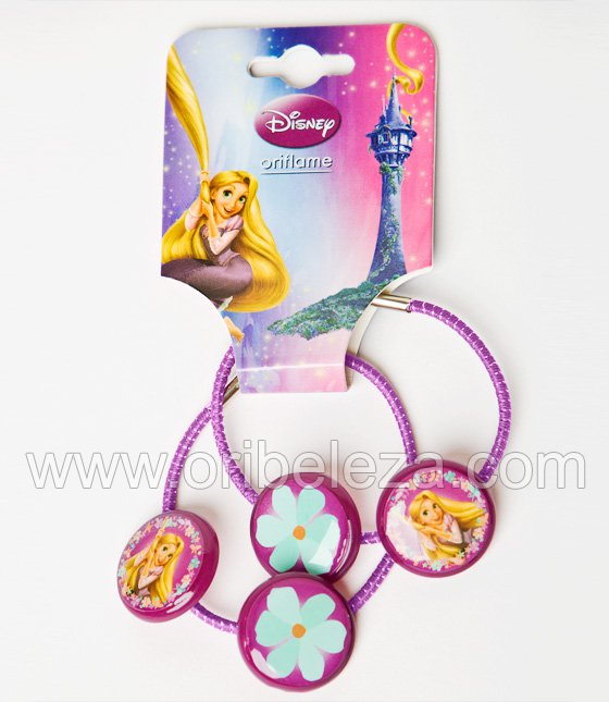 Acessórios para o Cabelo Tangled da Disney