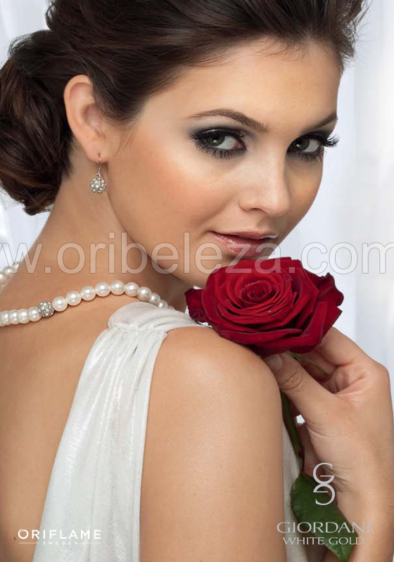 Oriflame Giordani White Gold – 06/2011