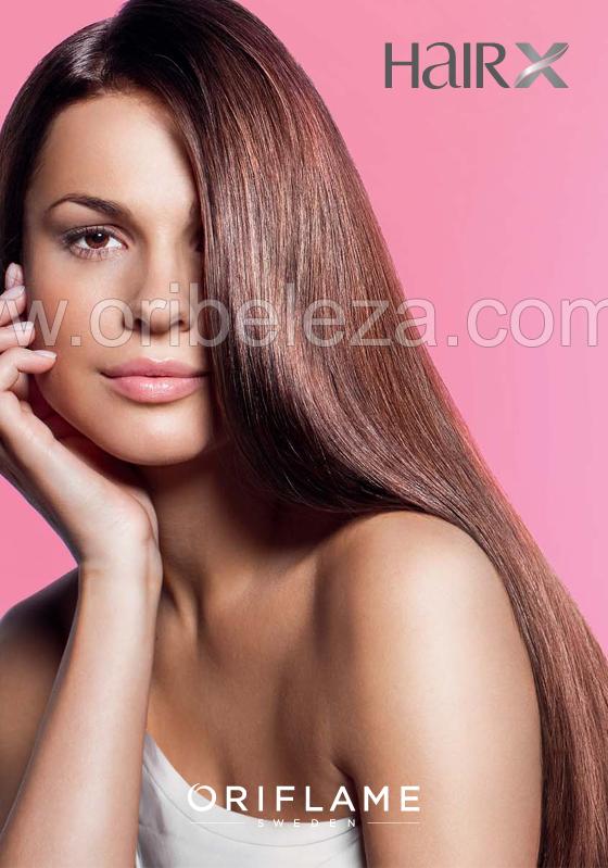 Oriflame HairX – Anti-Friso