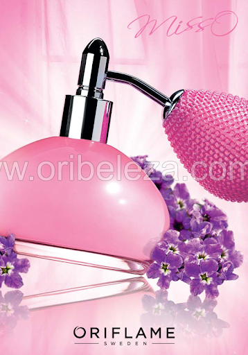 Oriflame - Fragrância Miss O – 06/2011
