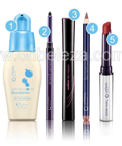 Look Oriflame – 07/2011