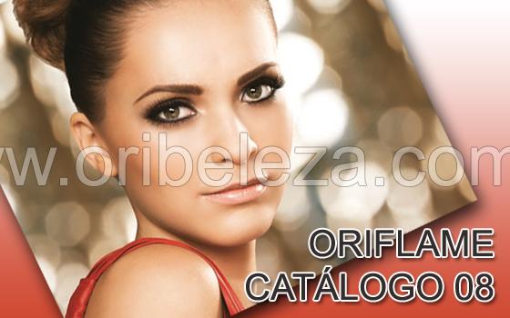 Catálogo 08 de 2011 da Oriflame