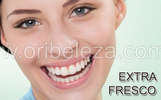 Gel Dentrífico Multi-Acções e Hálito Extra-Fresco com Flúor da Oriflame