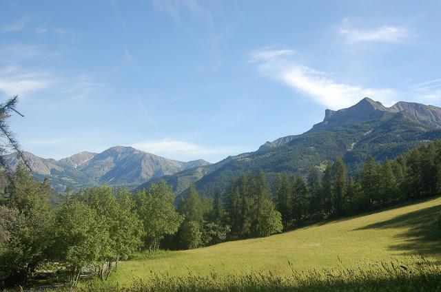 Colmars-les-Alpes (Alpes-de-Haute-Provence). Photo : T. Laugier