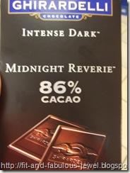 Ghiradelli Dark Chocolate