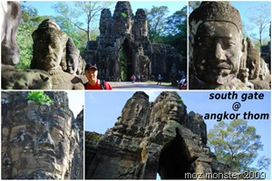 South Gate @ Angkor Thom