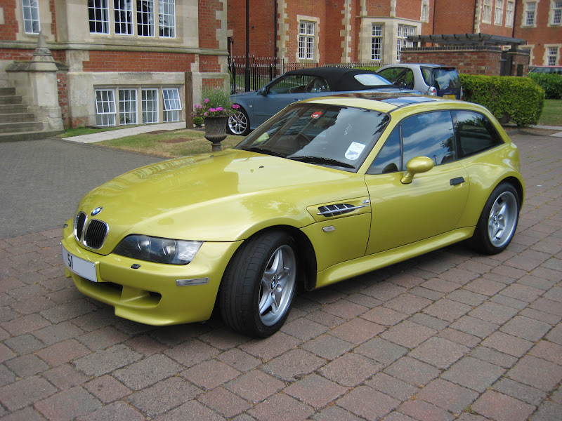 Phoenix Yellow S54 For Sale Z3mcoupe Com Forums