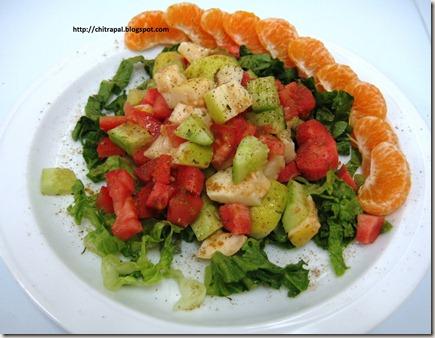 Chitra Pal Fresh Winter Salad
