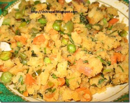 Chitra Pal Hara Bhara Kabab Mixture