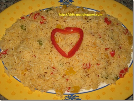 Chitra Pal Peppery  Rice