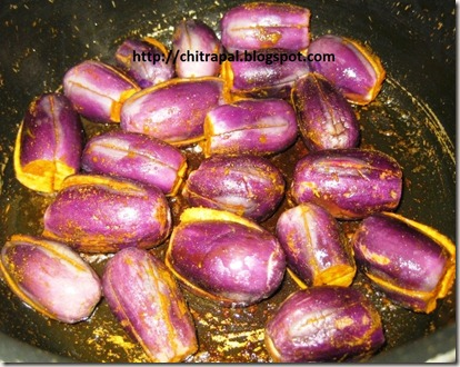 Chitra Pal Spicy and Sour Eggplants 2