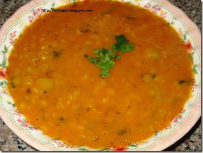Chitra Pal Lucknowi Daal