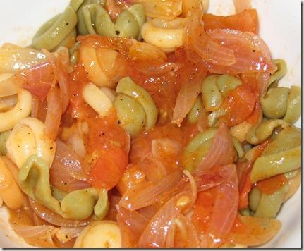 Chitra Pal Home Alone Quick Fix Pasta