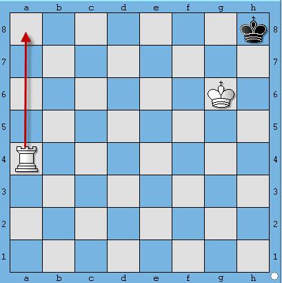 học cờ vua | chiếu bí với Xe | Chess