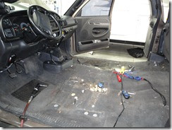 wayne 39 s garage 2001 dodge ram interior restoration. Black Bedroom Furniture Sets. Home Design Ideas