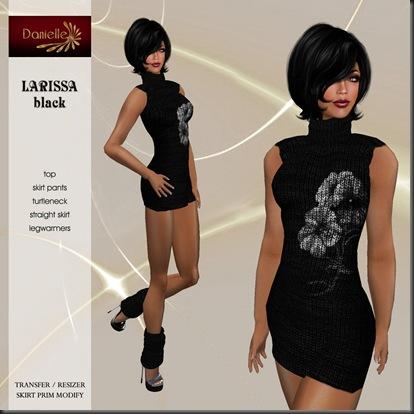 DANIELLE Larissa Black'