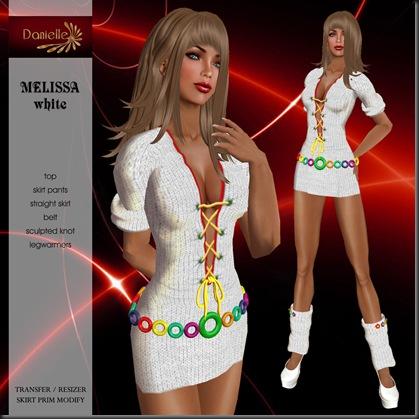DANIELLE Melissa White'