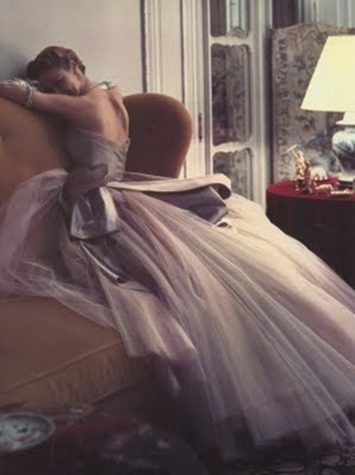 Norman Parkinson Jean Patchett Vogue Paris 1950