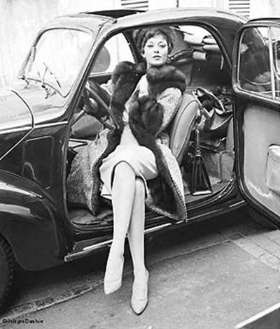 Paris 1958 Pour Elle Paris 1958