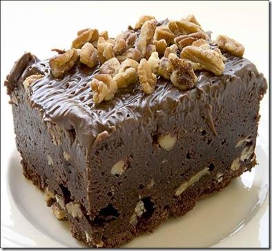 Brownie Delicioso