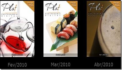 chef cris leite revista plat gastronomia capas 2010