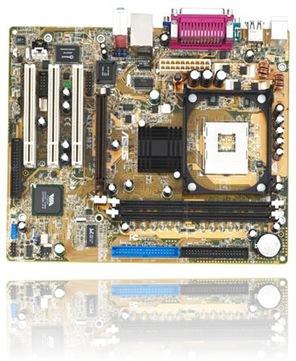 Asus Motherboard A7V8X-LA Specs - Drivers Download