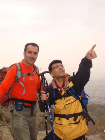 نشاط کوهستان - کلکچال 880204