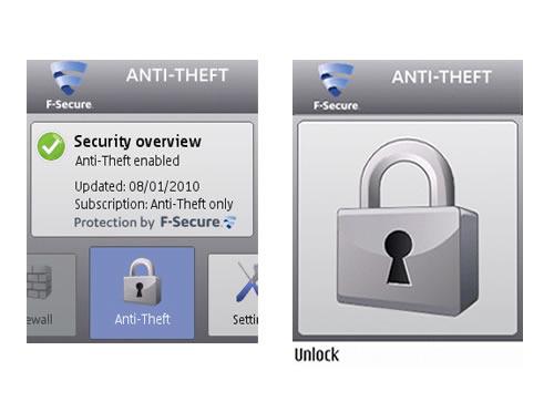 Antitheft Mobile