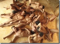 homosexual orgy Controversial Sexual Habits in Ancient Times.