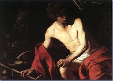 Caravaggio_Baptist_Galleria_Nazionale_d'Arte_Antica,_Rome