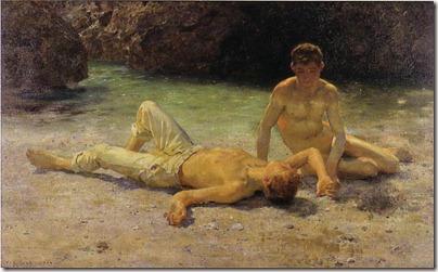 9-henry-scott-tuke-noonday-heat-1902